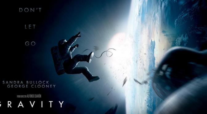 Mon avis sur Gravity de Alfonso Cuarón