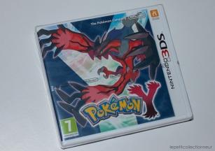 Déballage Pokémon X et Y (1)
