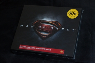 Man of Steel Coffret FNAC (1)