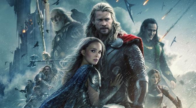 Mon avis express sur Thor : Le Monde des Ténèbres de Alan Taylor