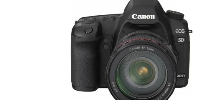 Le Canon EOS 5D Mark II à l'essai !