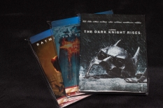 Steelbooks Trilogie The Dark Knight (1)