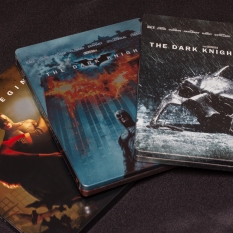 Steelbooks Trilogie The Dark Knight (12)