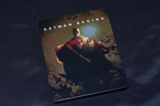 Steelbooks Trilogie The Dark Knight (3)