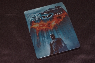 Steelbooks Trilogie The Dark Knight (6)