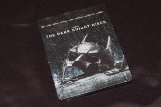 Steelbooks Trilogie The Dark Knight (9)