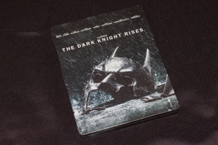 Steelbooks Trilogie The Dark Knight (9)