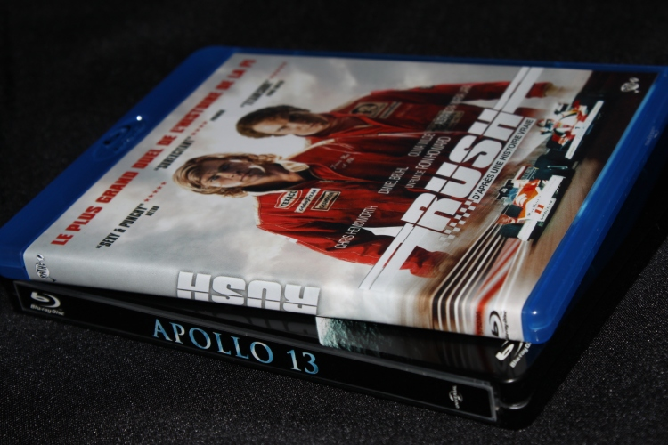 Apollo 13 et Rush en Blu-ray (7)