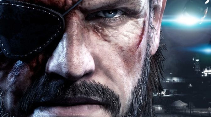 METAL GEAR SOLID V : Ground Zeroes, et ma collection
