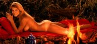 1974_09_Kristine_Hanson_Playboy_Centerfold