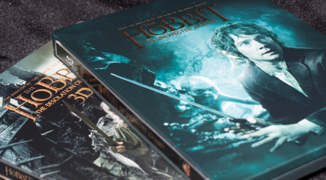[Arrivage] Le Hobbit : Les deux premiers volets en steelbook !