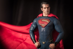 Man of Steel Hot Toys Superman (8)