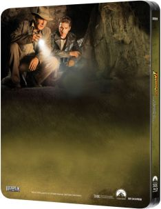 Steelbook Indiana Jones 4 (2)