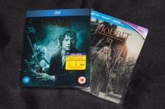 Steelbook Le Hobbit Import UK (1)