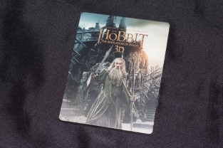 Steelbook Le Hobbit Import UK (4)