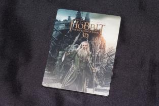 Steelbook Le Hobbit Import UK (4)