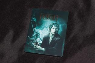 Steelbook Le Hobbit Import UK (9)