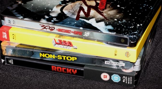 [Arrivage] Reprise des achats de Blu-ray !