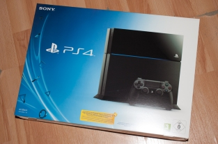 Console PlayStation 4 (1)