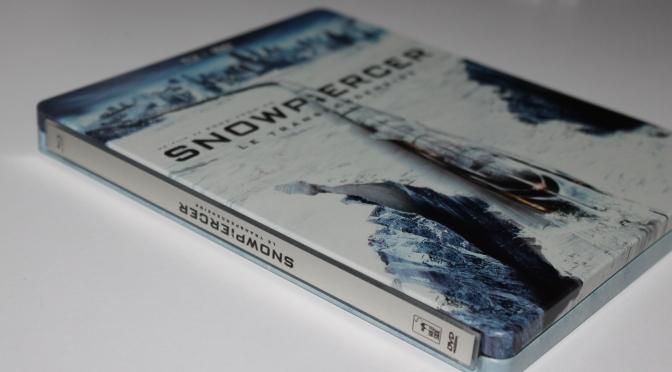 Snowpiercer en édition Blu-ray Steelbook