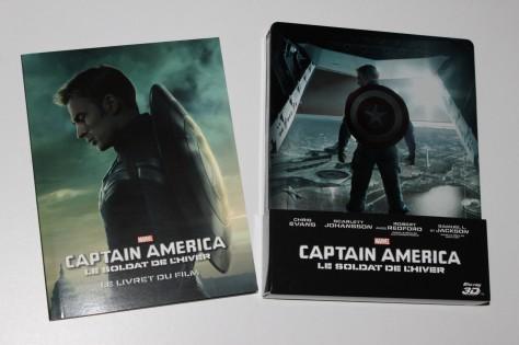 Captain America Le Soldat de l'Hiver Steelbook (11)