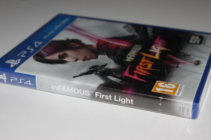 inFAMOUS First Light (1)