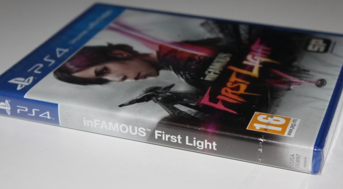 inFAMOUS : First Light – L'extension solo PS4