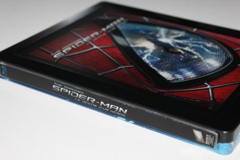 The Amazing Spider-Man 2 Steelbook (2)