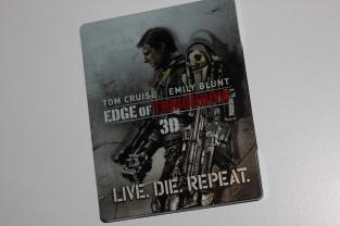 Edge of Tomorrow Steelbook (2)