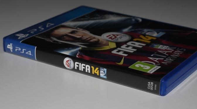 Fifa 14 sur PlayStation 4