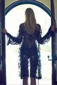 Marloes Horst Free People Intimates Fall 2014 04