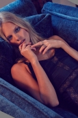 Marloes Horst Free People Intimates Fall 2014 09