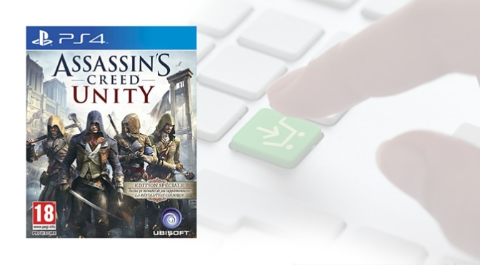 [Achat] Assassin's Creed : Unity sur PlayStation 4