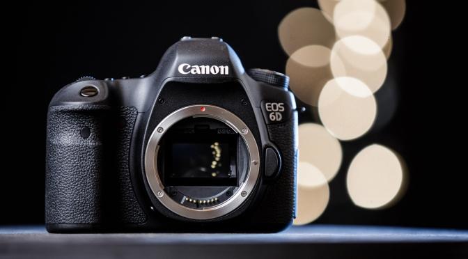 [GROS Achat] Le Canon EOS 6D – Le reflex expert pour amateur
