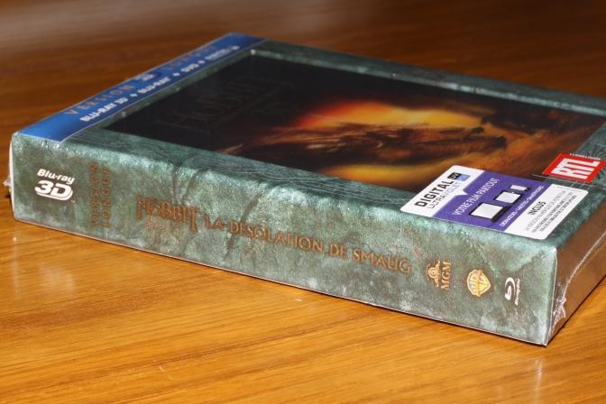 [Arrivage] Le Hobbit : La Désolation de Smaug en Version Longue