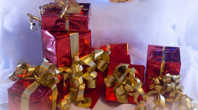 Entre achats et cadeaux de Noël