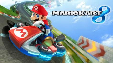 Affiche Mario Kart 8