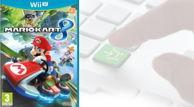 [Achat] Mario Kart 8 sur Wii U