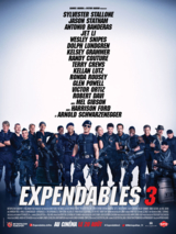 Expendables 3 Affiche