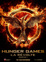Hunger Games 3 Affiche