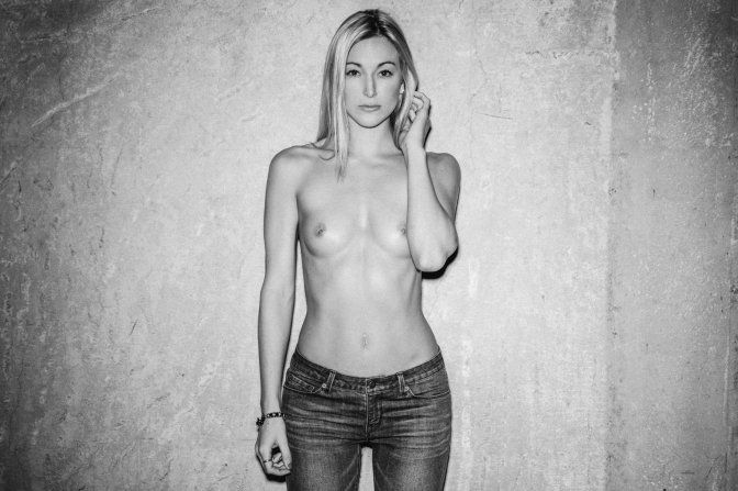 La Minute Coquine / DSTLD «Just Jeans» compaign 2014
