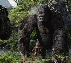 King Kong V Rex