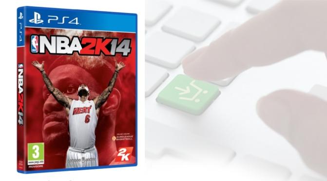 [Achat] NBA 2K14 sur PlayStation 4