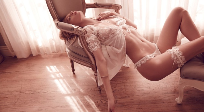 La Minute Coquine / Lingerie Nuptiale – For Love and Lemons