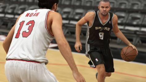 NBA 2K14 Gameplay 01