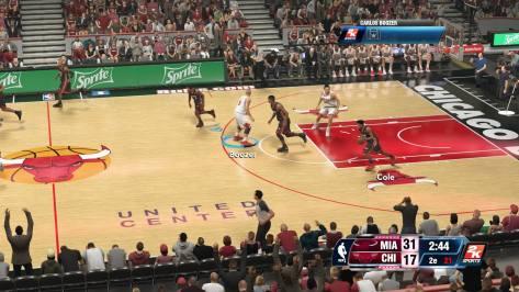 NBA 2K14 Gameplay 02