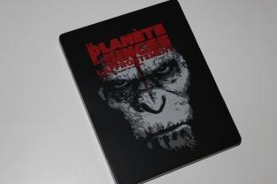 Steelbook La Planète des Singes L'Affrontement (1)