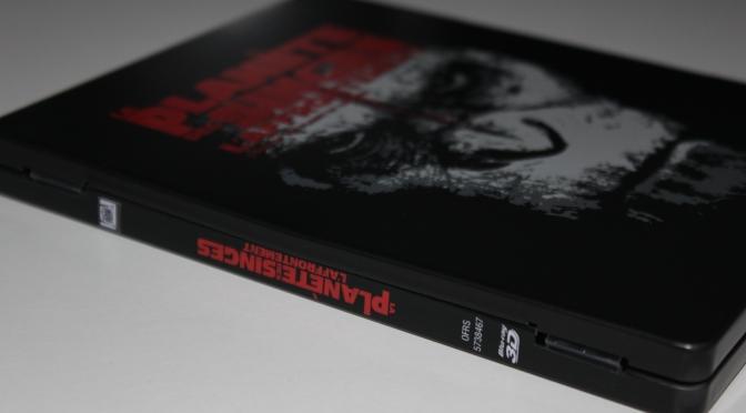 [Arrivage] La Planète des Singes : L'Affrontement en Blu-ray Pack Métal