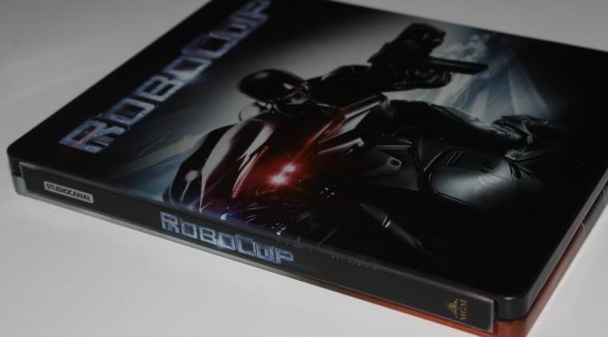 [Vieil Arrivage] Robocop (2014) en Blu-ray Steelbook