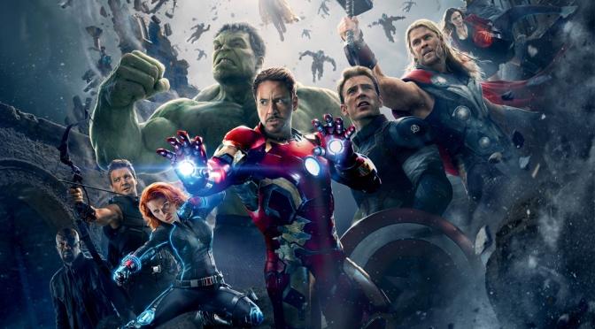 Mon avis sur Avengers : L'Ère D'Ultron